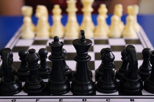game  chess  competition