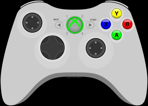 game control remote