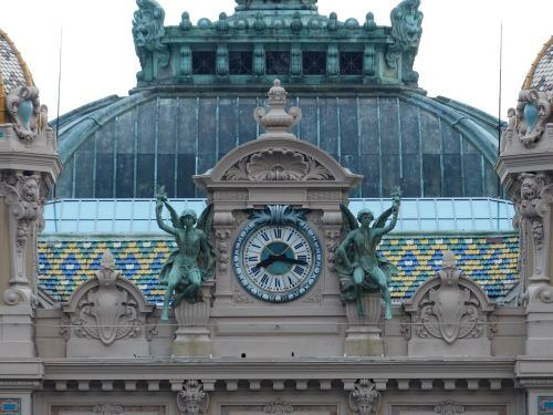 game bank casino clock