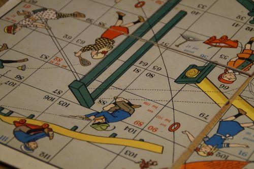 game board gesellschaftsspiel old