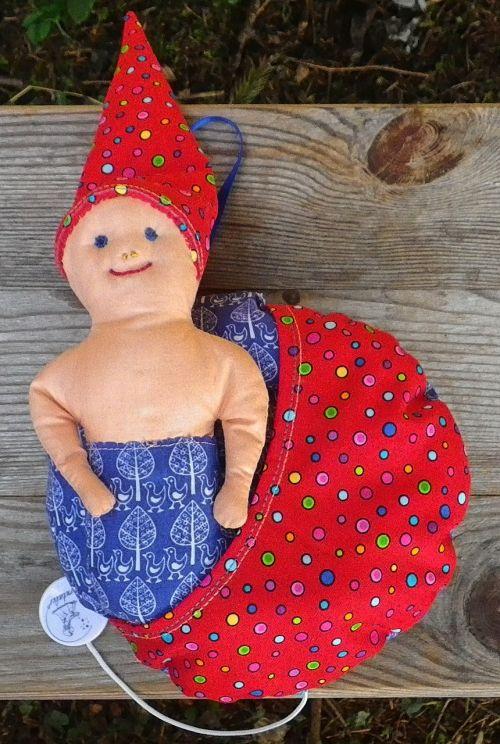 game clock cuddly doll mermaid