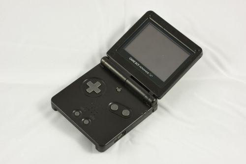 gameboy advance sp,Nintendo,video žaidimas,delninis,konsolė,žaidimų sistema,juoda,nešiojamas,mobilus,technologija,pramogos,žaidimų,sistema,video žaidimas,hobis