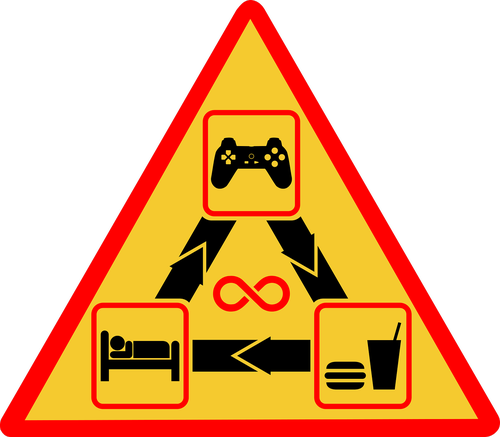 gamer  geek  video game