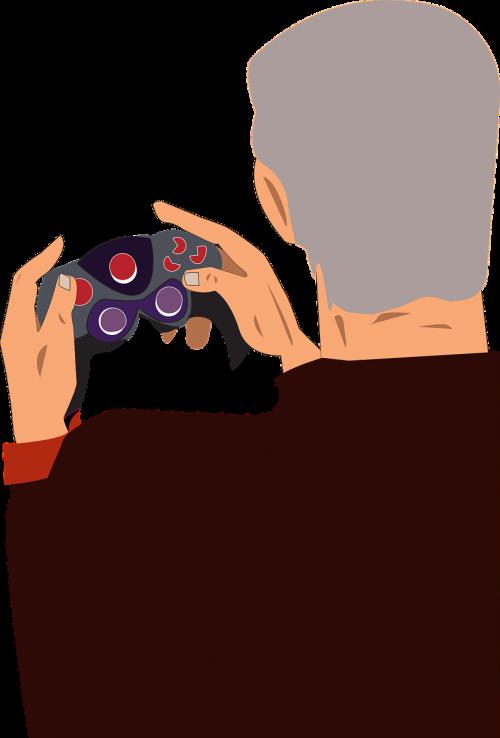 games man player