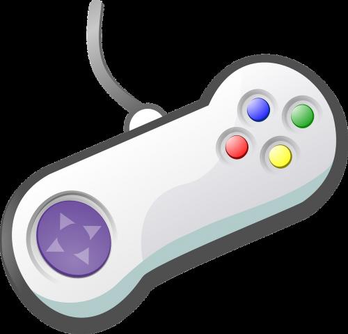 games controller video