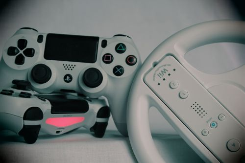 gaming games gamepad