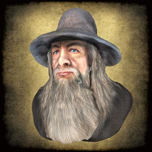 Gandalf The Sorcerer