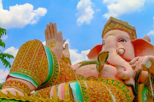 ganesh believe in the god of success