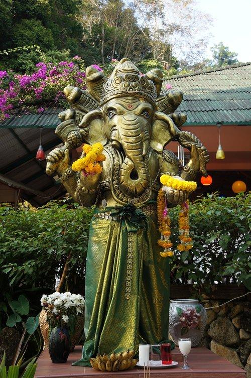 ganesh  india  god