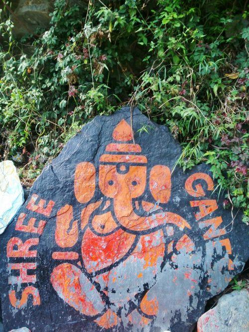 ganesha deity india