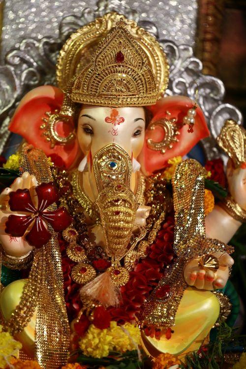 ganesha ganapati hindu god