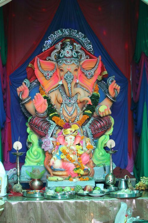 ganesha mumbai festival