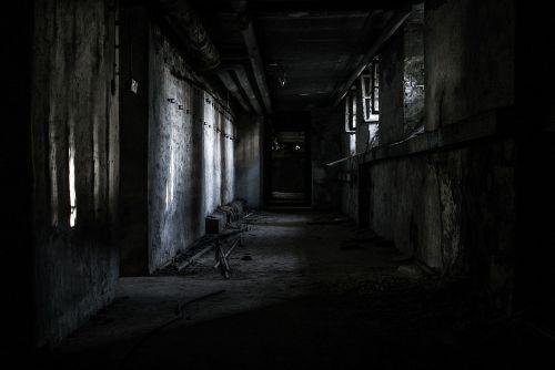 gang dark gloomy