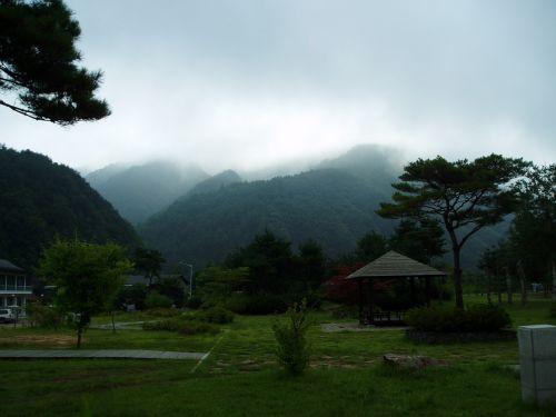 gangwon do choice landscape