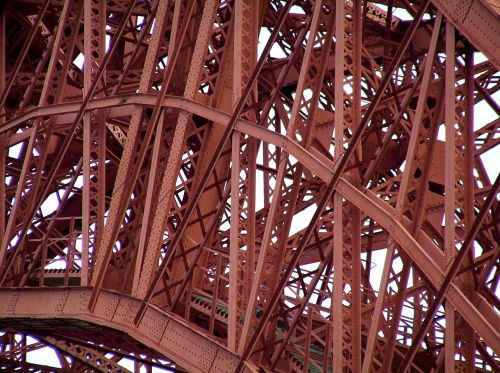 garabit-viaduct steely railway bridge