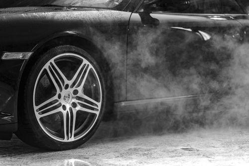 garage car wash car
