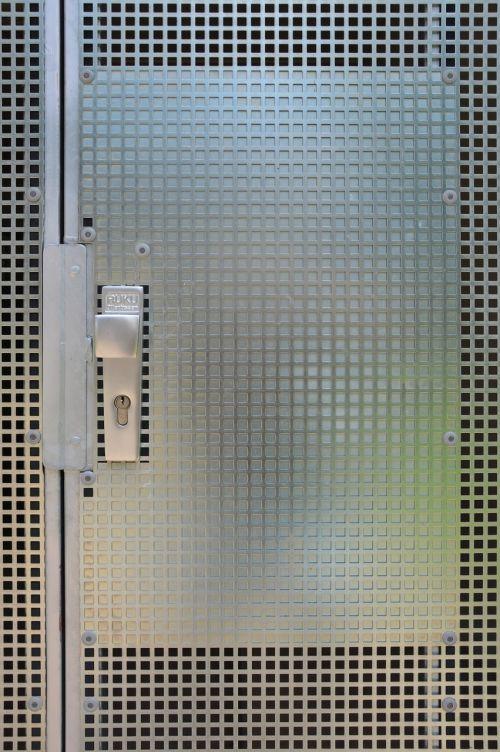zinc garage door gragentür