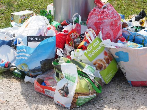 garbage pollution waste
