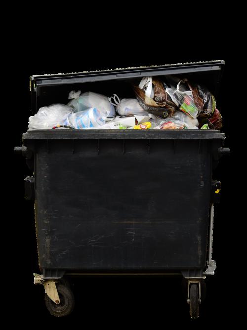 garbage dustbin waste
