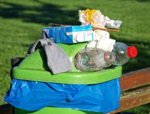 garbage environment nature