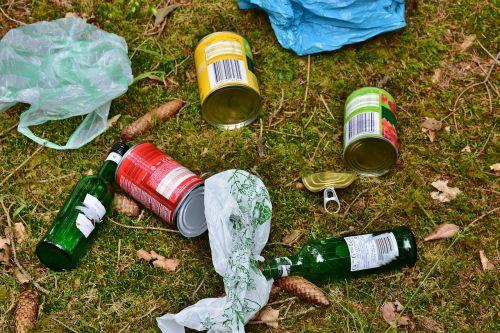 garbage plastic waste waste