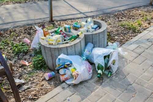 garbage ecology pollution