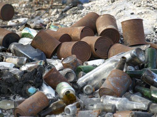 garbage scrap waste