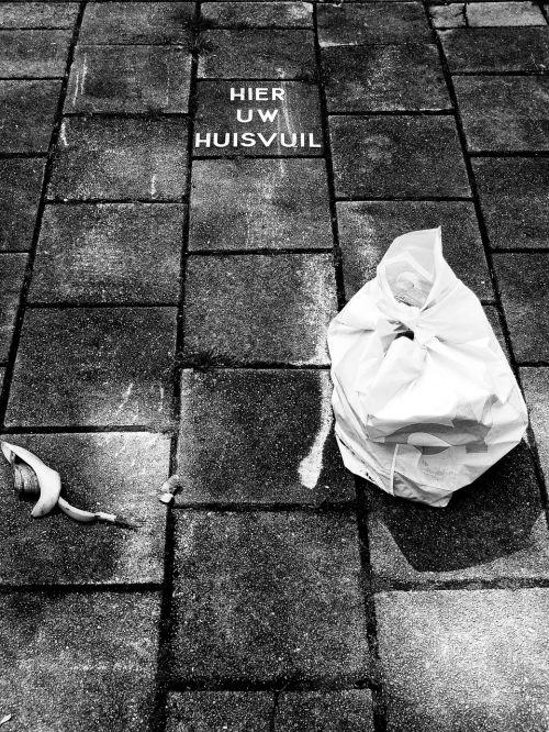 garbage trash rubbish