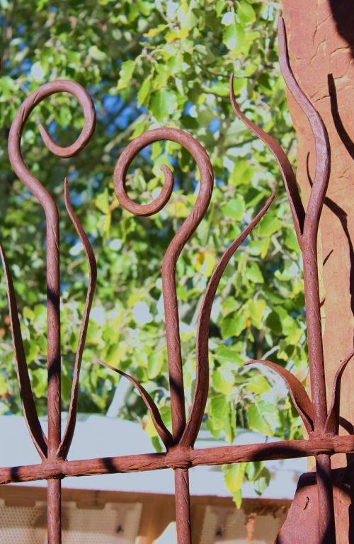 garden new mexico design