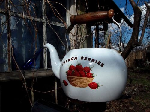 garden dacha tea party