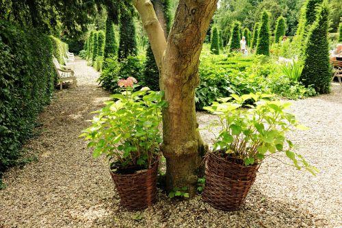 garden style 17th century