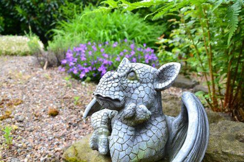 garden garden figurines dragon