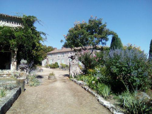garden sardy dordogne