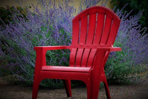 garden lounge chair relax