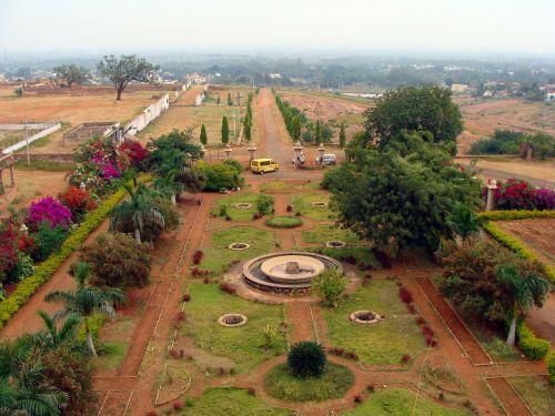 garden view flora