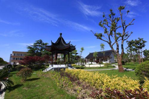 garden lawn campus