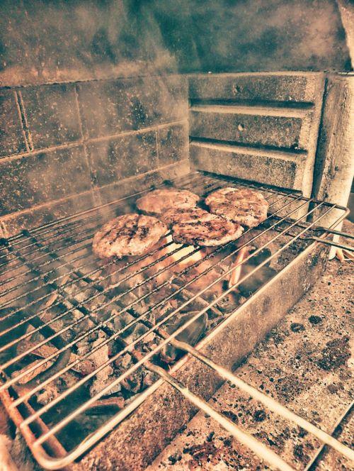 garden barbecue barbeque