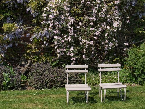 garden chairs seat