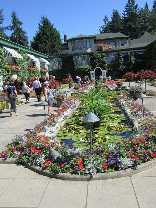 garden attraction outdoors