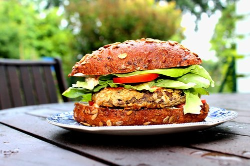 garden  grill  burger