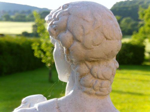 garden statue outlook