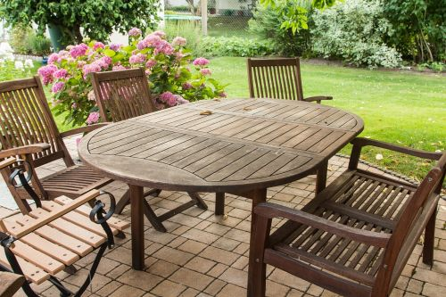 garden garden furniture sit