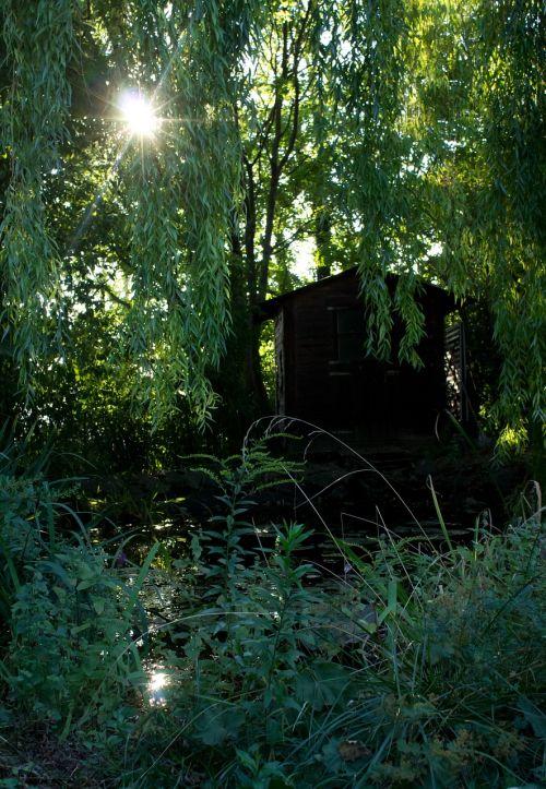 garden hut magic