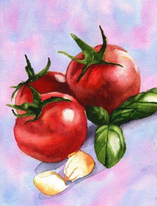 garden rossi tomato
