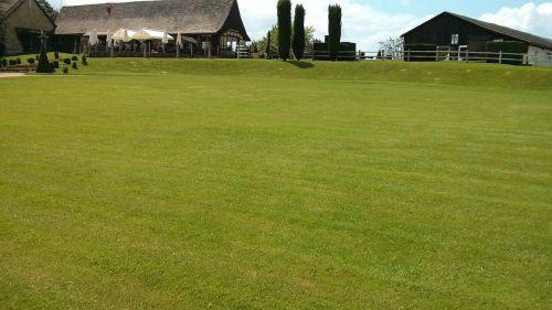 garden prado grass