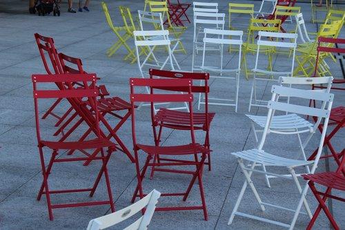 garden chairs  terrace  seating arrangement
