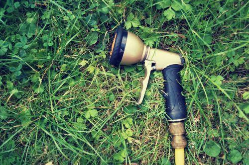 garden hose water hose water splash