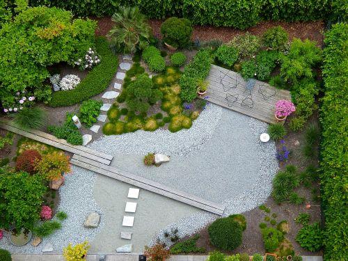 garden landscaping plant planning