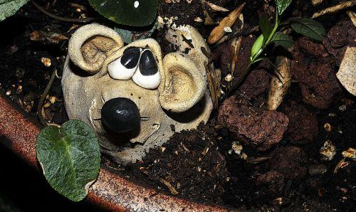 Garden Mouse Decor