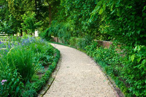 praeina, grožis, ramus, gėlės, Persiųsti, sodas, žaluma, žygis, jaunt, lauke, kelias, kelias, taikus, augalai, krūmai, medžiai, utopija, vaikščioti, vaikščiojimas & nbsp, takas, takas, kelias, zen, sodo pėsčiųjų takas